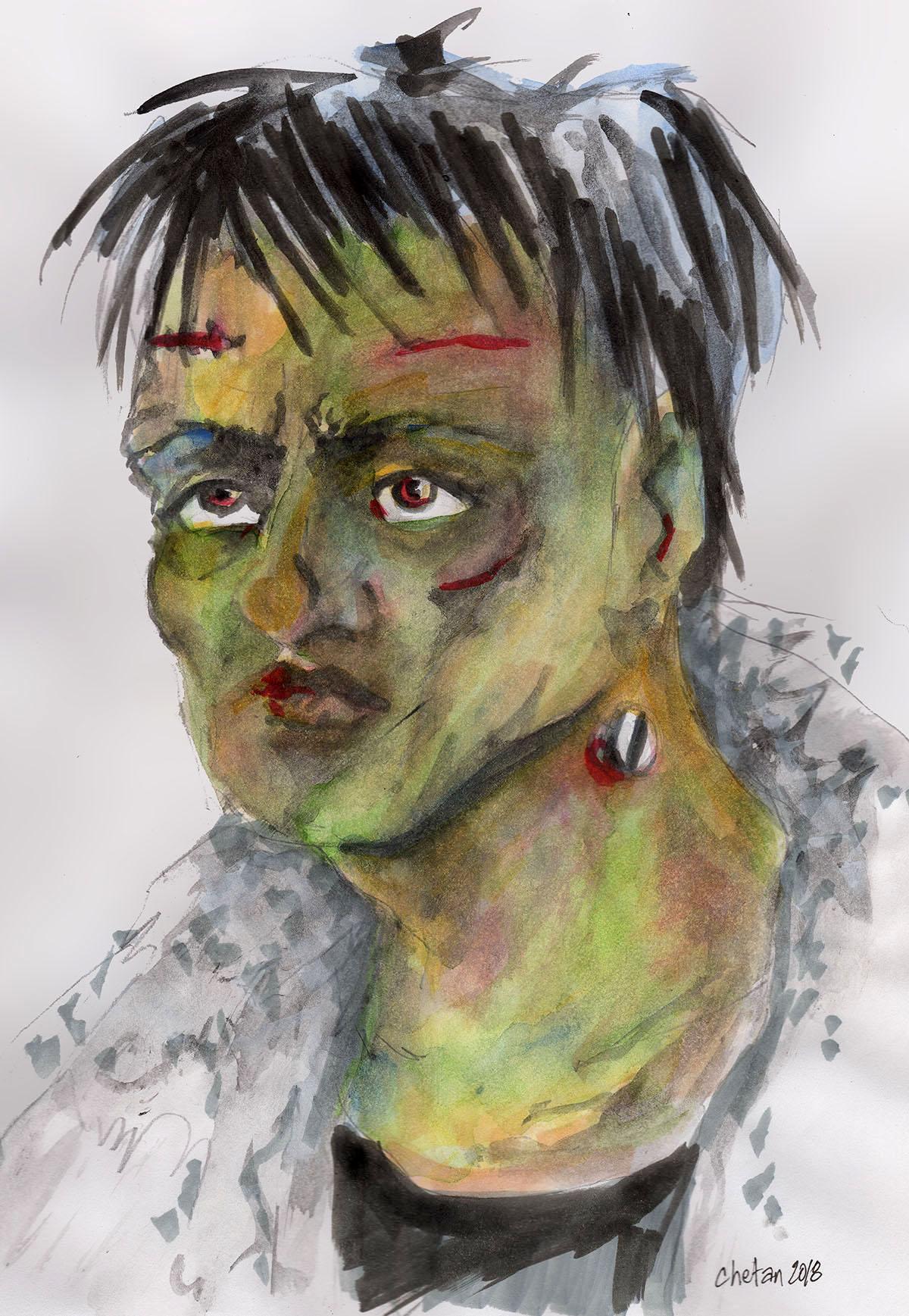 Frank by Chetan Patel