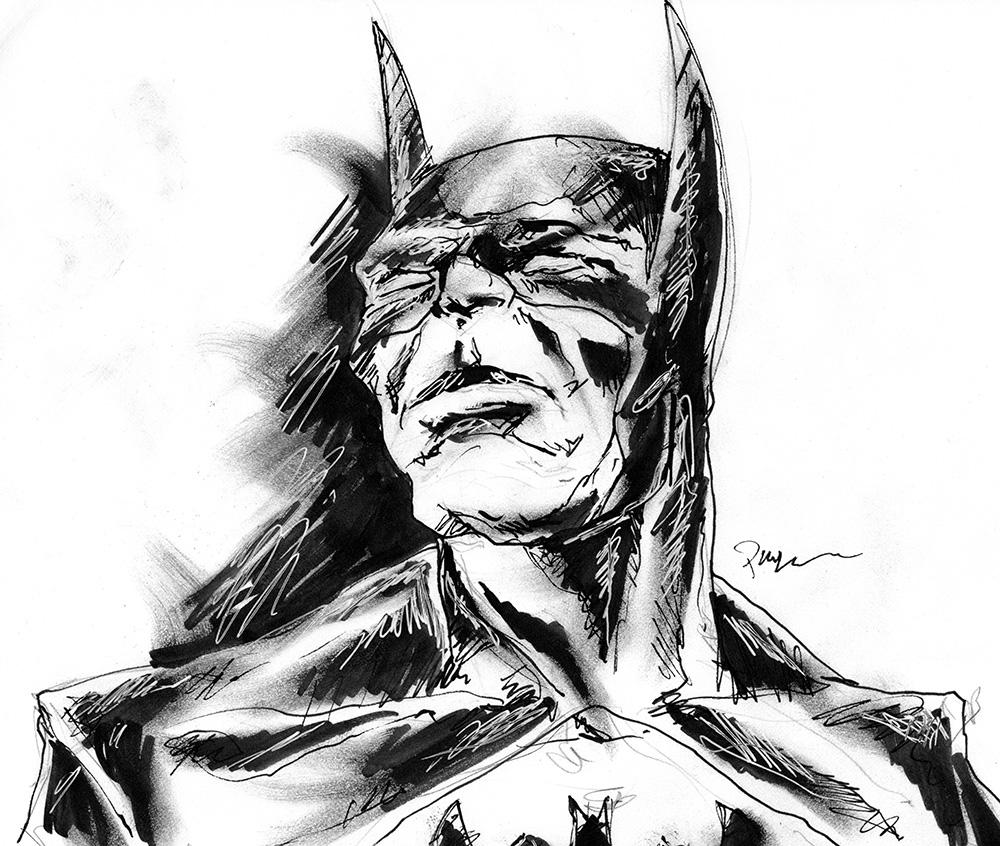 Marhue Batman